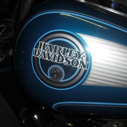ハーレーの丸い形状の鍵紛失やハンドルロック エンジンキー作成即日